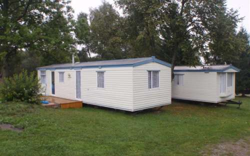 Camping Jenišov - Mobilheim