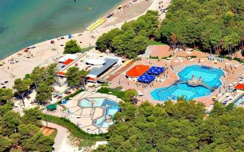 Mobilní dům - Zaton, Chorvatsko