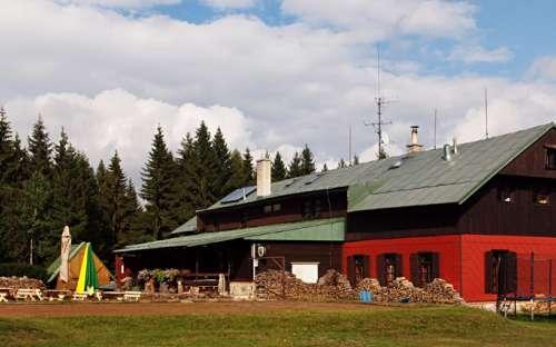 Modrokamenna bouda, pension de famille Janske Lazne