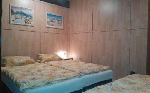 Triple slaapkamer