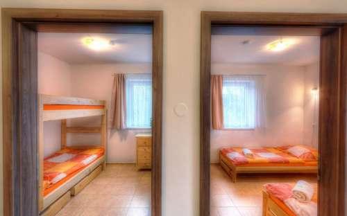 Appartements Nad Rybniky - Horni Plana