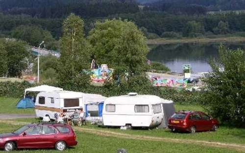 Camping Na Terasách - campingvogne, telte