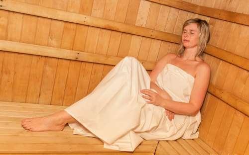 Onze sauna