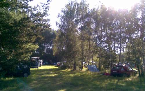 Camping Žichovec