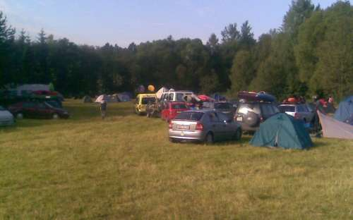 Camping Žichovec - camping