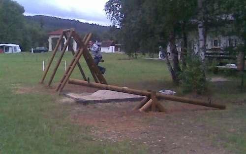 Kemp Žichovec - detské hřiště