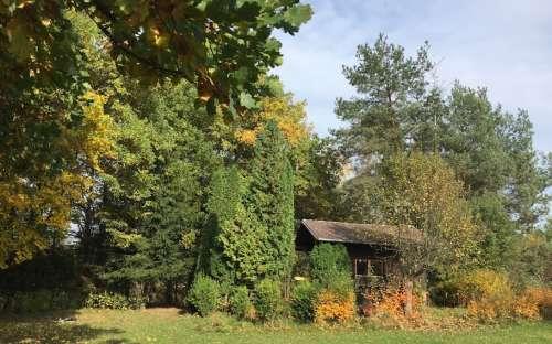 Cottage nel mezzo della foresta, regione di Olomouc