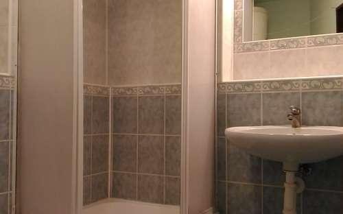chatka Standard Lux - koupelna