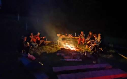Center og lejr Palda