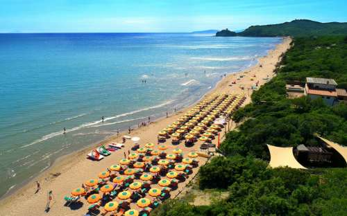 Camping Rocchette - Strandcamping