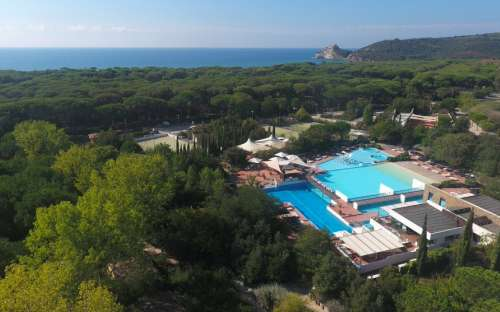 Camping Rocchette - campingplads