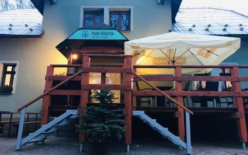 Park Guest House, Jeseniki - Mala Moravka, Morawy-Śląsk