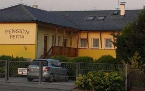 Levný penzion Berta, Praha 4