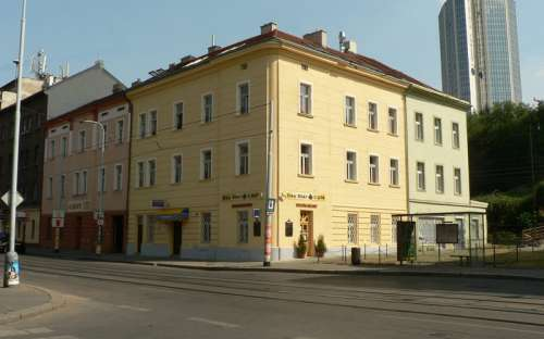 Pension Beta na Vyšehradu, ubytování Praha