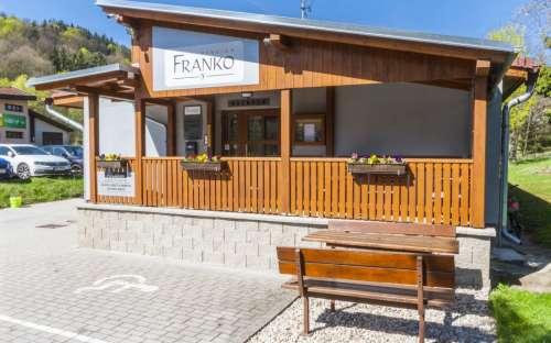 Rodinný pension Franko, jižní Čechy