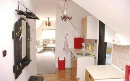 Apartmán kuchyně
