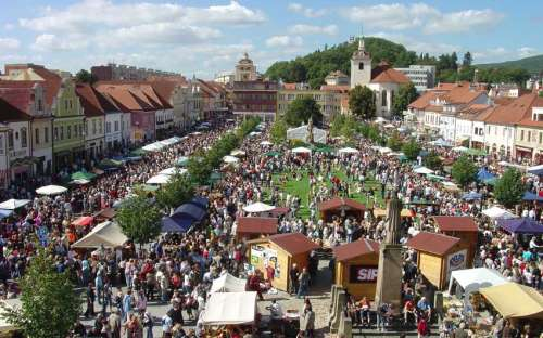 Beroun City Markets
