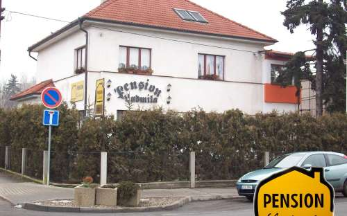 Pension Ludmila, accommodatie Midden-Bohemen