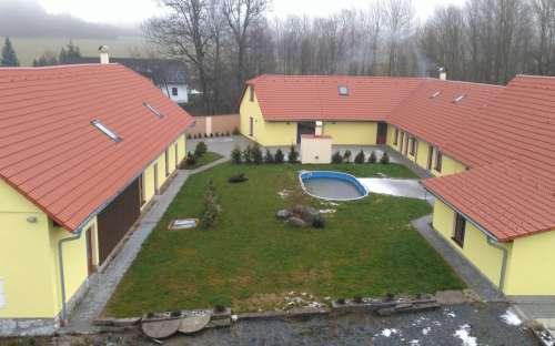 Penzion s bazénem Jihočeský kraj, Česká Sibiř