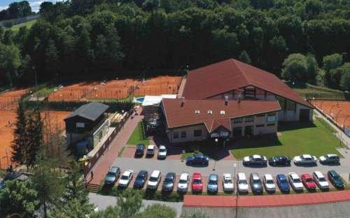 Pension Tenis Centrum, Südböhmen