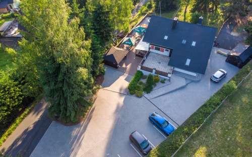 Pension U Jelinka - Nové Hamry, Erzgebirge