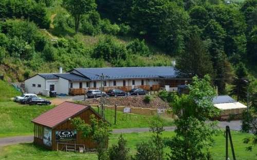 Pension U krbu Mikulov, oblast Krušné hory, Ústecko