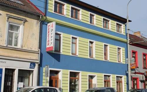 Penzion 4 Dvory - jižní Čechy