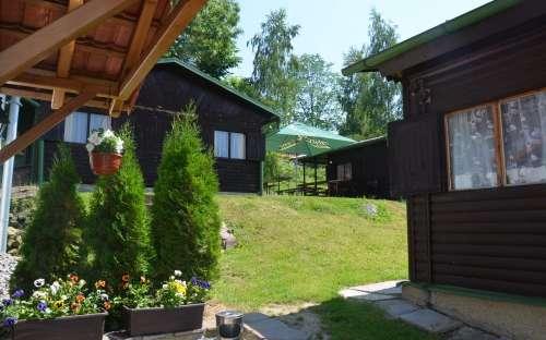Penzion a chatky Eder - Lipno, jižní Čechy