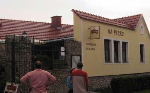 Pensjonat i restauracja Na Perku, Morawy Południowe