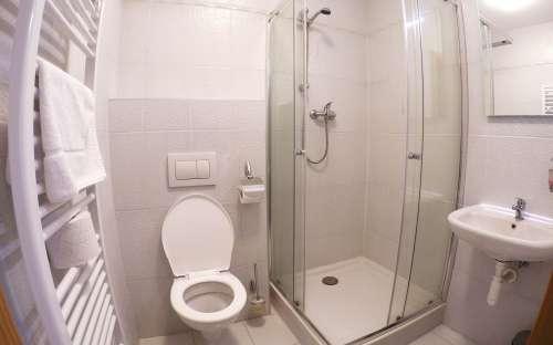 Dvoulůžkový pokoj s oddělenými postelemi (TWIN) - koupelna