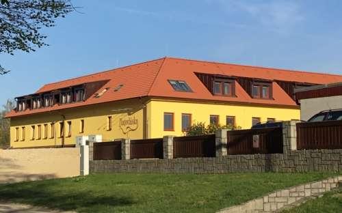 Penzion a restaurace Zlatovláska, Červená Lhota, Jihočeský kraj