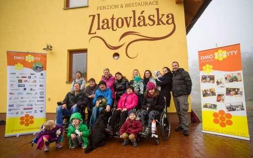 Veranstaltungen und Einrichtungen für Behinderte