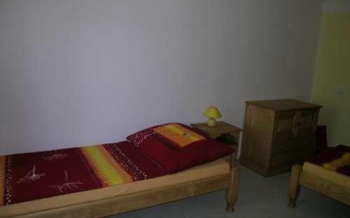 3 lůžkový pokoj Saxana