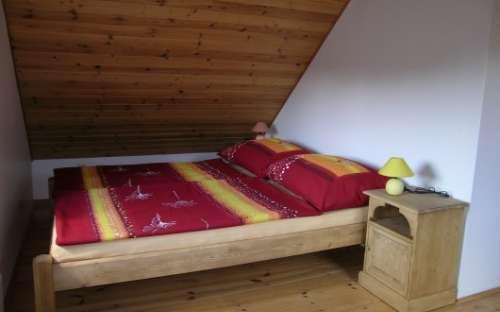 2 lůžkový pokoj Sibila
