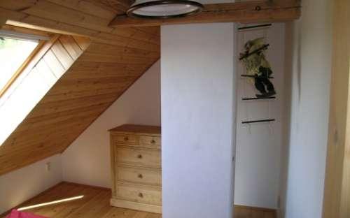 1 slaapkamer met Hermione extra bed