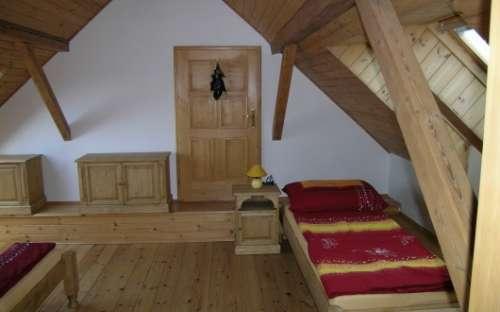 3 lůžkový pokoj Sabrina