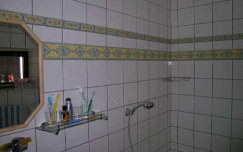 Badkamer op de begane grond