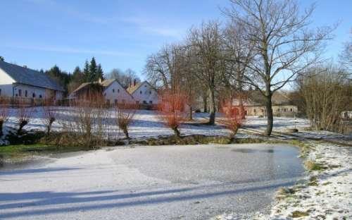 Zima Česká Kanada - Kačlehy