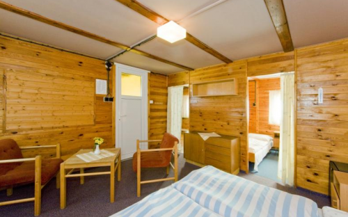 Gastenhuis en vakantiehuisje Vyhlídka