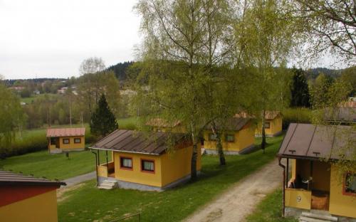 Pensjonat i domek letniskowy Vyhlídka