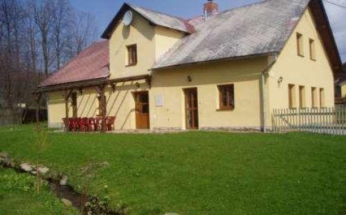 Pensjonat Chaloupka Melcher, Olomouc Region innkvartering