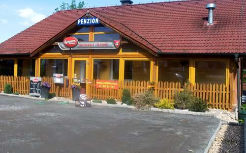 Pension and restaurant Daniel, southern Bohemia