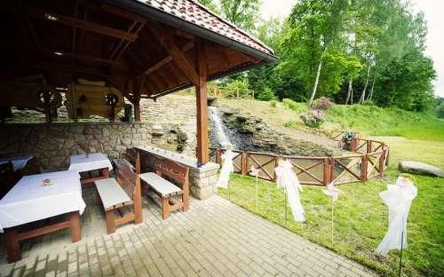 Penzion Dočkalův mlýn - Vysočina
