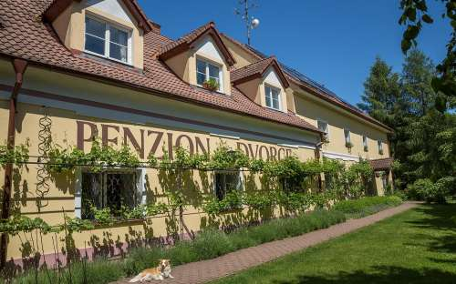 Pension Dvorce Trebon, Sydbøhmen