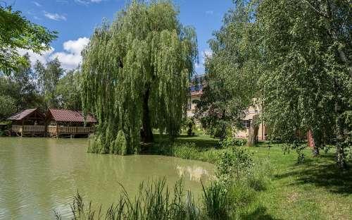 Pension Dvorce Trebon, South Bohemia