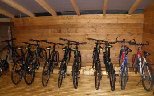 バイク/スキールーム