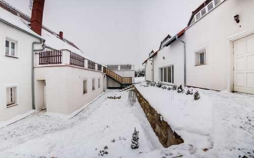 ペンションドヴールポホディ-冬の宿泊施設