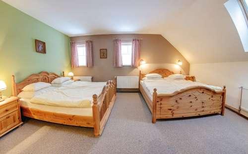 アパートメント2-XNUMXベッド