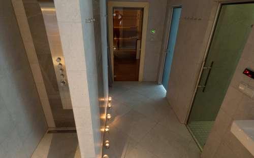 Wellness-ruimte in Hotel Kamzík