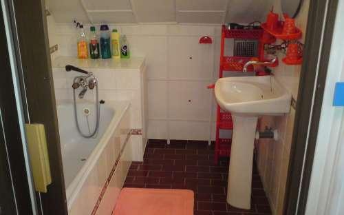 Penzion Sobotín - koupelna